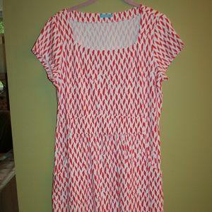 J. McLAUGHLIN EMMA CATALINA CLOTH DRESS